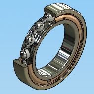 Thin Section Bearings - Inch and Metric Series