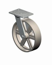 Faultless-Top Plate Swivel Caster-H1406-10X2 1/2