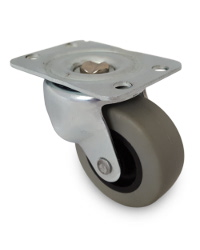 Faultless-Top Plate Swivel Caster-190-2R