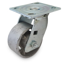 Faultless-Top Plate Swivel Caster-1406-4X2