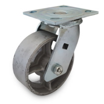 Faultless-Top Plate Swivel Caster-1406-5X2