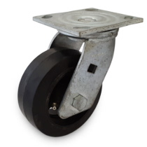 Faultless-Top Plate Swivel Caster-1418-5X2
