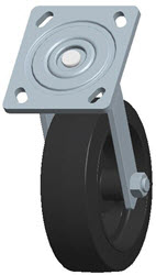 Faultless-Top Plate Swivel Caster-1418-6X2