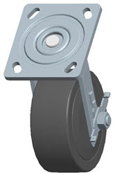 Faultless-Top Plate Swivel Caster-1430-5X2RB