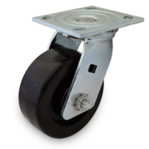 Faultless-Top Plate Swivel Caster-1431-5X2