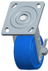 Faultless-Top Plate Swivel Caster-1440-4X2RB