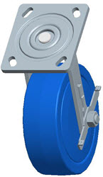 Faultless-Top Plate Swivel Caster-1440-6X2RB