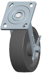 Faultless-Top Plate Swivel Caster-1461-6X2RB