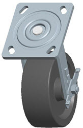 Faultless-Top Plate Swivel Caster-1461S-5X2RB