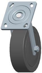 Faultless-Top Plate Swivel Caster-1464W-6X2