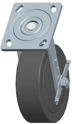 Faultless-Top Plate Swivel Caster-1464W-6X2RB