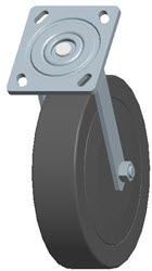 Faultless-Top Plate Swivel Caster-1464W-8X2
