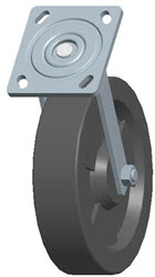 Faultless-Top Plate Swivel Caster-1467W-8X2