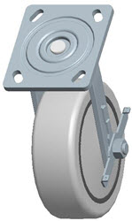 Faultless-Top Plate Swivel Caster-1490-6X2RB
