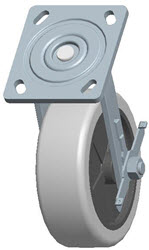 Faultless-Top Plate Swivel Caster-1491-6X2RB