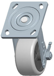 Faultless-Top Plate Swivel Caster-1493-4X2RB