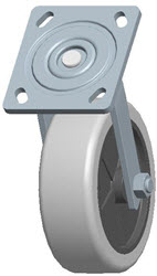 Faultless-Top Plate Swivel Caster-1493-6X2