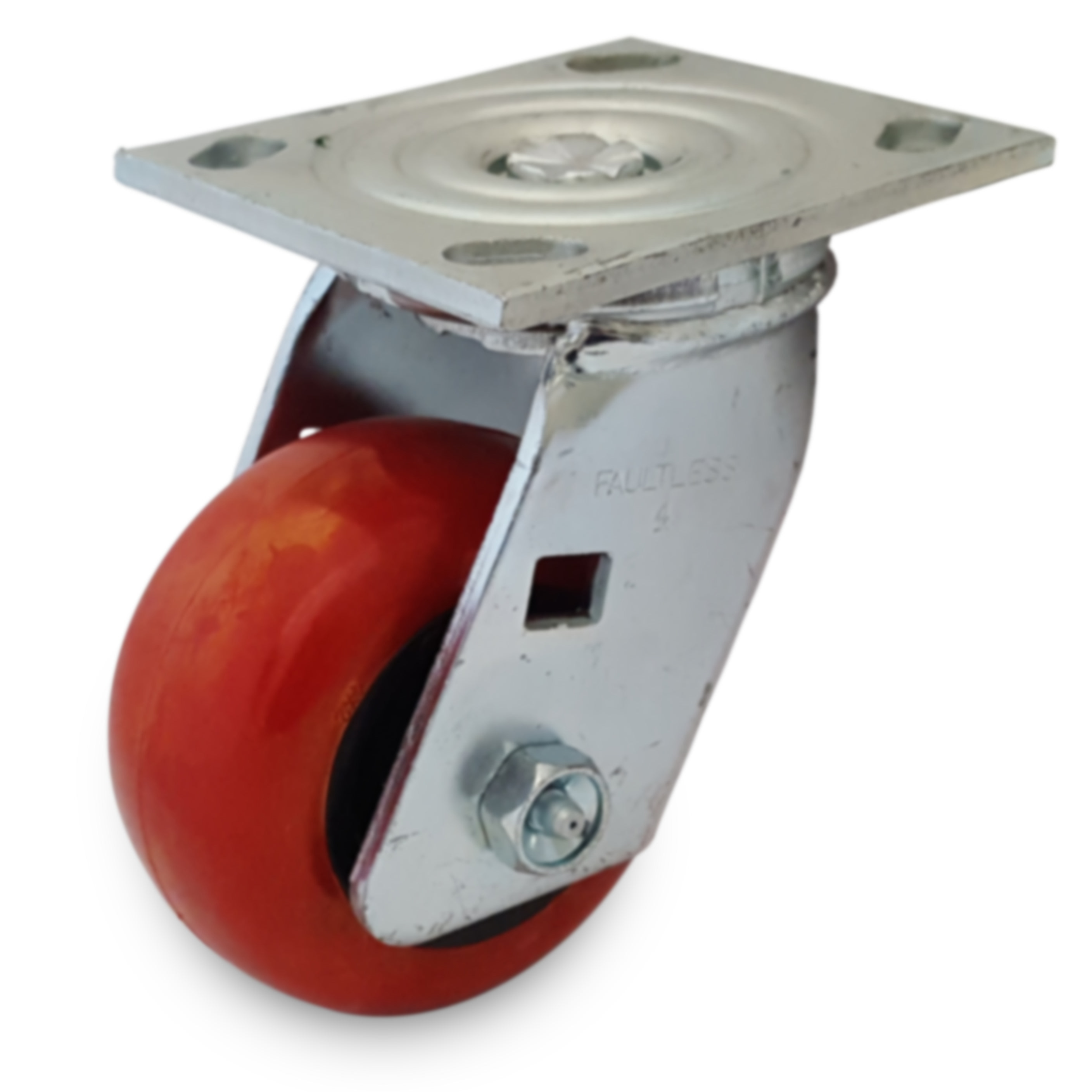 Faultless-Top Plate Swivel Caster-1496-4X2