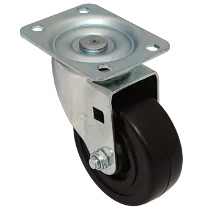 Faultless-Top Plate Swivel Caster-421-3 1/2