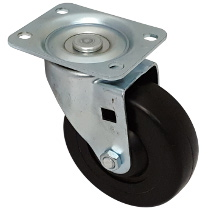 Faultless-Top Plate Swivel Caster-421-4