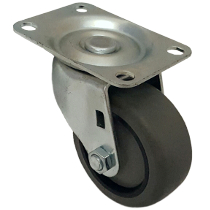 Faultless-Top Plate Swivel Caster-490-3