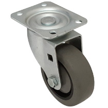 Faultless-Top Plate Swivel Caster-490-31/2