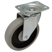 Faultless-Top Plate Swivel Caster-490-5