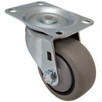 Faultless-Top Plate Swivel Caster-493-3TG