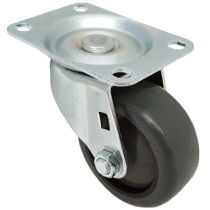 Faultless-Top Plate Swivel Caster-496-3