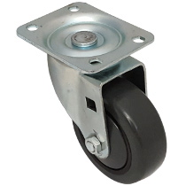 Faultless-Top Plate Swivel Caster-499-3 1/2TG
