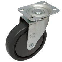 Faultless-Top Plate Swivel Caster-499-5TG