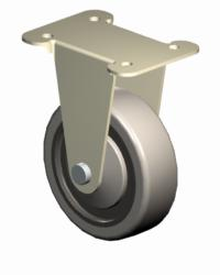 Faultless-Top Plate Rigid Caster-8790-4