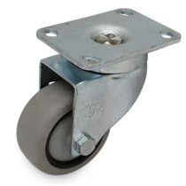 Faultless-Top Plate Swivel Caster-890-3