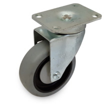 Faultless-Top Plate Swivel Caster-890-4