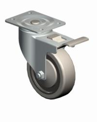 Faultless-Top Plate Swivel Caster-890-4-TB