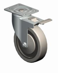 Faultless-Top Plate Swivel Caster-890-5-TB