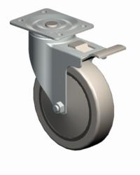 Faultless-Top Plate Swivel Caster-893-5-TB