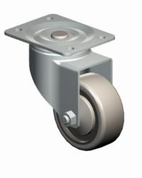 Faultless-Top Plate Swivel Caster-896-3