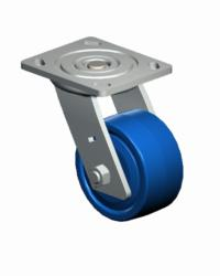 Top Plate Medical Grade Swivel Caster