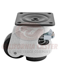 Footmaster-GDR Series Ratcheting Style Caster-GDR-80F