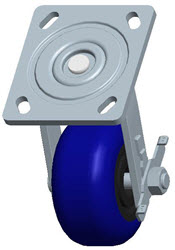 Faultless-Top Plate Swivel Caster-1447-4X2RB