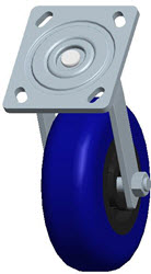 Faultless-Top Plate Swivel Caster-1447-6X2