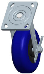 Faultless-Top Plate Swivel Caster-1447-6X2RB