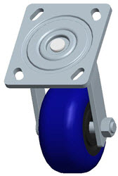 Faultless-Top Plate Swivel Caster-1448-4X2
