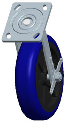 Faultless-Top Plate Swivel Caster-1449-8X2RB