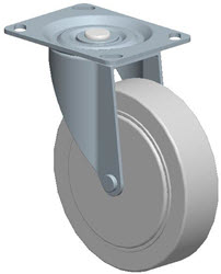 Faultless-Top Plate Swivel Caster-A499-5RB