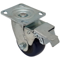 Top Plate Swivel Caster-1447-4X2TB
