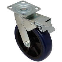Top Plate Swivel Caster-1447-8X2TB
