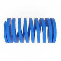 Oil Tempered Die Springs
