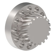 Flange Mounted Helical Pinion